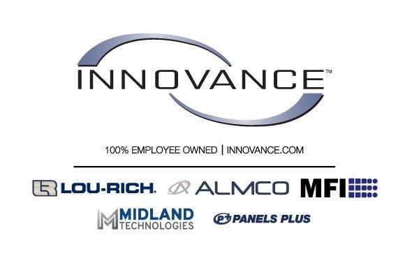 Innovance Logo with Companies