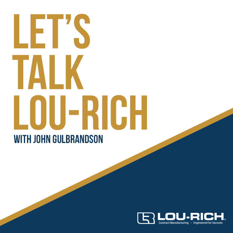 Let's Talk Lou-Rich Video Series Image
