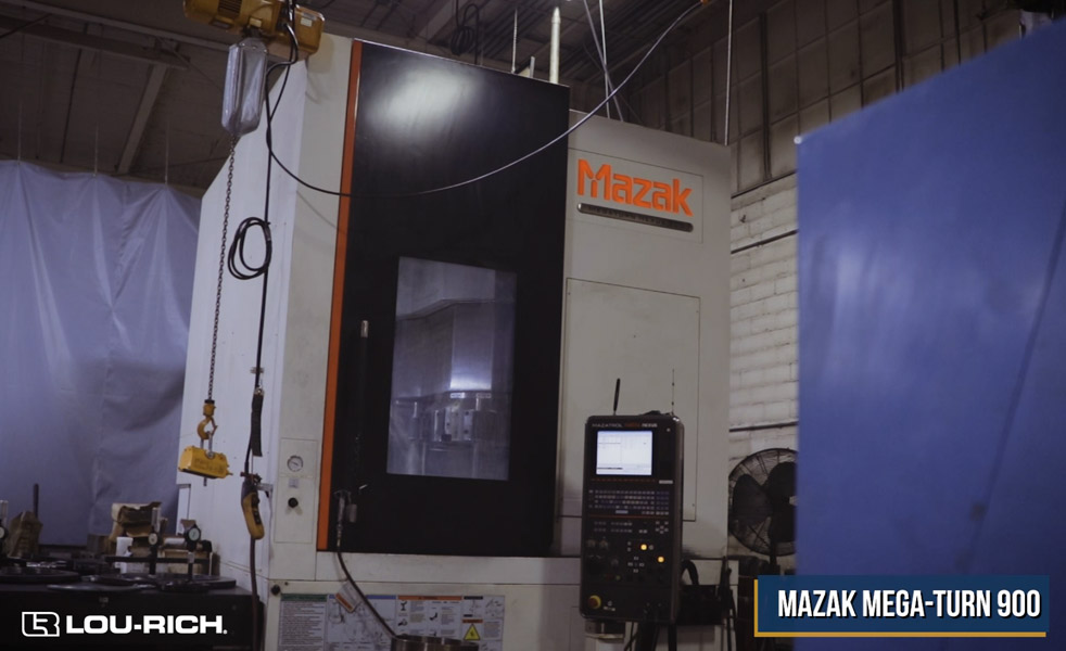Mazak Mega-Turn 900